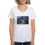 Katahdin's Great Basin Women's V-Neck T-Shirt
