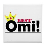Best Omi Tile Coaster