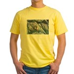 Pockwockamus Rock Yellow T-Shirt