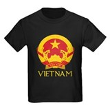 Vietnam Coat of Arms T