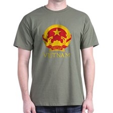 Vietnam Coat of Arms T-Shirt