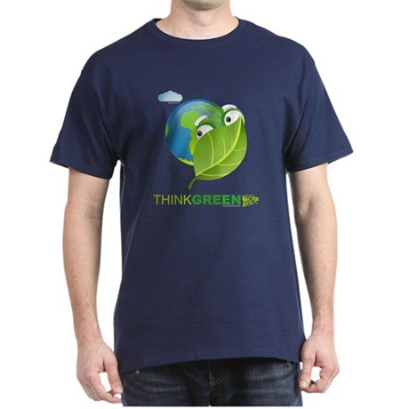 Think Green Dark T-Shirt
