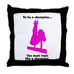Gymnastics Pillow - Champion
