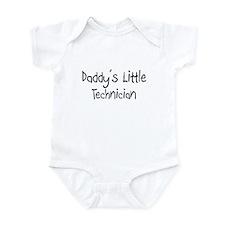 Daddy's Little Technician Infant Bodysuit
