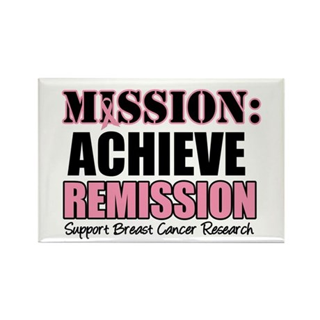Mission Remission BC Rectangle Magnet