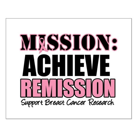 Mission Remission BC Small Poster