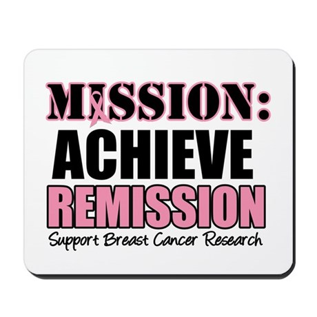 Mission Remission BC Mousepad