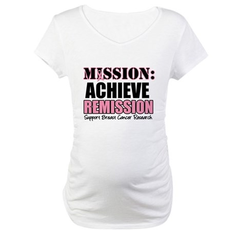 Mission Remission BC Maternity T-Shirt