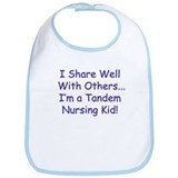 Shares Well Tandem Nursing Kiddo Bib