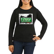 FLATBUSH AV, BROOKLYN, NYC T-Shirt