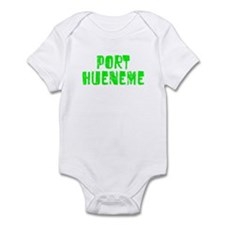 Port Hueneme Faded (Green) Infant Bodysuit