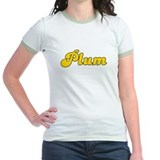Retro Plum (Gold) T