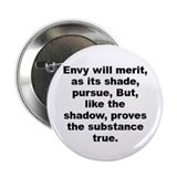 "Alexander pope quotation 2.25"" Button (10 pack)"