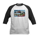 San Diego California Greetings (Front) Tee
