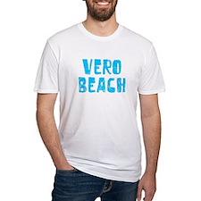 Vero Beach Faded (Blue) Shirt