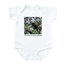 Morel Mushroom Infant Creeper