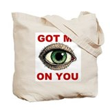 OPTOMETRIST Tote Bag
