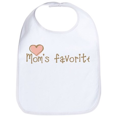 Mom's Favorite Bib