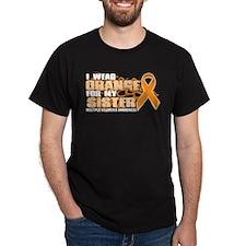 MS Orange for Sister T-Shirt
