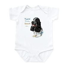 English Cocker Best Friend1 Infant Bodysuit