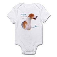 English Fox Best Friend1 Infant Bodysuit