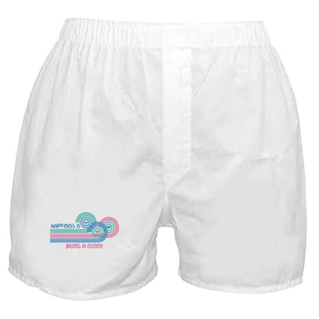 Happiness Mom Boxer Shorts