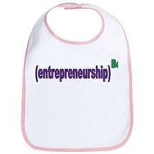 Cute Entrepreneurs Bib