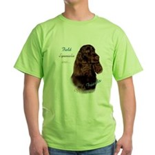 Field Spaniel Best Friend1 T-Shirt
