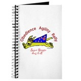 Obedience, Agility, Rally Super Doggie Journal