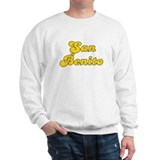 Retro San Benito (Gold) Sweatshirt