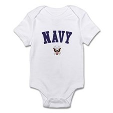 US NAVY Infant Bodysuit