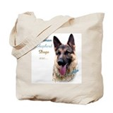 GSD Best Friend1 Tote Bag
