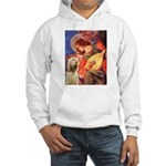 Mandolin Angel /Italian Spino Hooded Sweatshirt