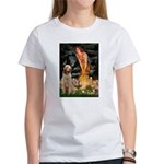 Fairies/ Italian Spinone Women's T-Shirt