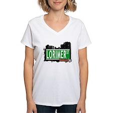 LORIMER ST, BROOKLYn, NYC Shirt