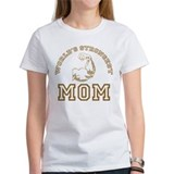 World's Strongest Mom Tee