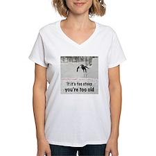 Too Steep Shirt