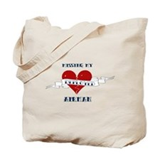 Missing My Deployed Airman Tote Bag