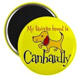 "Favorite dog breed 2.25"" Magnet (100 pack)"