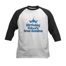 1st Birthday Prince's Great G Tee