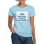 1st Birthday Prince's Great G Women's Light T-Shir