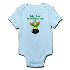 My 1st St. Patrick's Day Infant Bodysuit