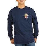 York Rite Masons Long Sleeve Dark T-Shirt