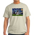 Starry / Schnauzer Light T-Shirt