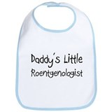 Daddy's Little Roentgenologist Bib