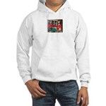 Playaz Wear Hooded Sweatshirt