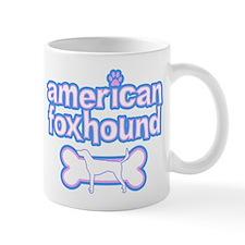 Powderpuff American Foxhound Mug