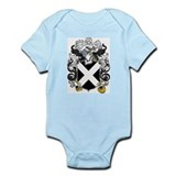 Duckett Family Crest Infant Creeper