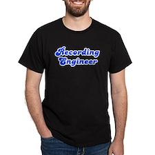 Retro Recording e.. (Blue) T-Shirt