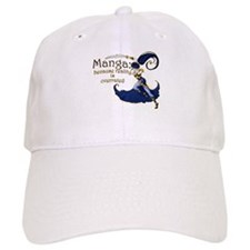 Fun Manga Fan Design Baseball Cap